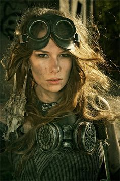 post apocalyptic cosplay guide - Google Search