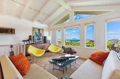 Island living with modern design #interiordesign #homedecor