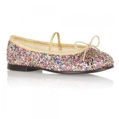 small ballet shoe