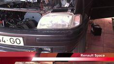 Conversão de carro de combustão para elétrico