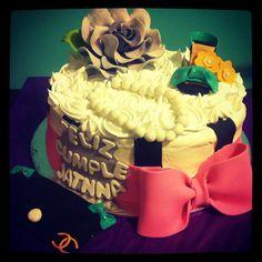 So Fashionista Cake