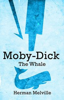 Moby Dick 3 - Re-Design Book Cover | Flickr - Photo Sharing!