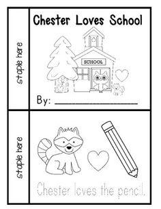 kissing hand lesson plans kindergarten