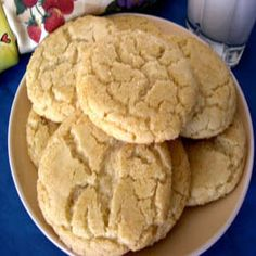 PA Dutch sugar cookies