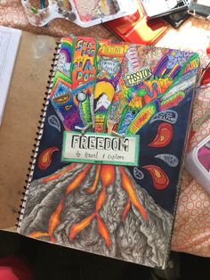 Created by Zosia Senska (year Sketchbook Layout, Textiles Sketchbook, Gcse Art Sketchbook, Sketchbook Cover, Mind Map Art, Mind Maps, Creative Mind Map, Art Sketches, Art Drawings