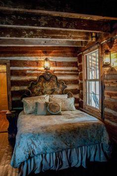 East Texas Log Cabin . http://www.pinterest.com/showhacker/cabin-fever/