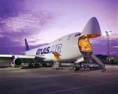Atlas Air To Operate Largest Fleet Of Boeing 747-400 Freighters