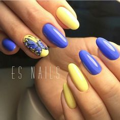 18 Nail Art Designs You Need to Try Right Now