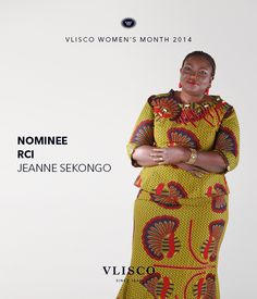 Check out these beautiful women!  VLISCO WOMEN'S MONTH 2014 - NOMINEE JEANNE SEKONGO, FROM RCI | Vote for Jeanne before the 27th of March and get a chance to win fabulous prizes. Go to dream.vlisco.com for more information. | Vlisco, The True Original. | #vlisco #vliscowm2014 #dutchwax #wax #waxhollandais #waxhollandis #hollandis #ankara #ankarafashion #ankarastyle #fashion #africanprint #africanprintfashion #style #apparel