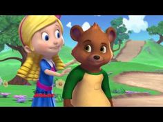 Disney's 'Goldie and Bear' Mixes Fairy Tales With Digital Distribution | Variety