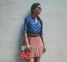 Upgrade your wardrobe with these satchels to add colour to your ensemble. | 13 Cute Ways To Add More India To Your Everyday Wardrobe
