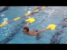 Learning how to correctly do a flip turn in the pool will make you faster in the water. Collegiate and Masters Swim Coach Doug Alban, MEd, CSCS explains and . Swimming Pool Exercises, Swimming Drills, Pool Workout, Competitive Swimming, Swimming Tips, Kids Swimming, Swimming Workouts, Swimming Lessons For Kids, Swim Lessons