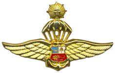 Parachutist senior