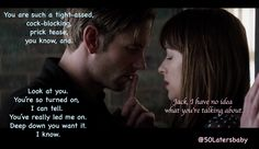 Fifty Shades of Grey Website for Fans