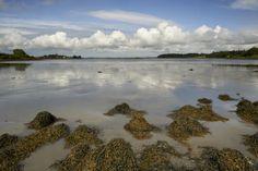 Strangford Lough, County Down, Northern Ireland. p joe Cornish