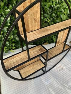 Iron Furniture, Steel Furniture, Home Decor Furniture, Metal Wall Decor, Metal Wall Art, Modern Tv Room, Wooden Garden Benches, Metal Clock, Wall Accessories
