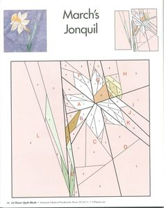 24 flower quilt blocks 10   Explore Edy Patchwork's photos o…   Flickr - Photo Sharing!