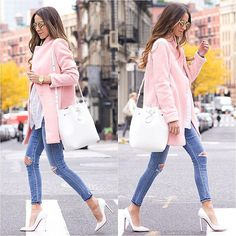 OUTFIT OF THE DAY BY @somethingnavy #howtochic #ootd #outfit