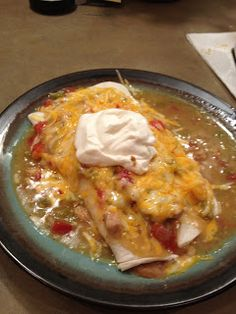 Mallory's Green Chili | The Blonde Can Cook