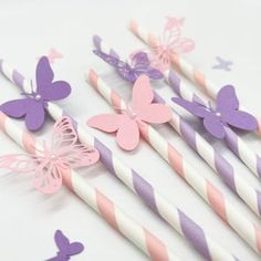 Butterfly 1st Birthday, Butterfly Party Decorations, Butterfly Garden Party, Butterfly Birthday Party, Butterfly Baby Shower, 1st Birthday Girls, Birthday Party Decorations, Party Themes, Birthday Ideas