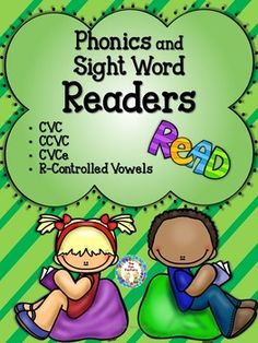 Print and Go, No Prep Sight Word Readers.Our kids love these readers! Books they can actually read and comprehend!This packet contains 16 - five page student readers and 48 worksheets worksheets for each reader). The readers do not have a storyline, Sight Word Sentences, Dolch Sight Words, Simple Sentences, Sight Word Readers, First Grade Sight Words, First Grade Math, Phonics Reading, Guided Reading, Teaching Reading