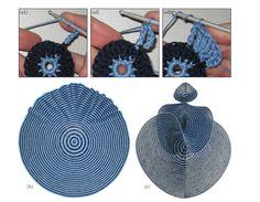 Lorenz Manifold in Crochet