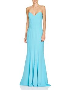 Mignon Sweetheart Neck Strapless Gown - 100% Bloomingdale's Exclusive