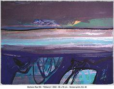 Barbara Rae painting. Abstract Landscape Painting, Landscape Art, Landscape Paintings, Landscapes, Barbara Rae, Abstract Geometric Art, Encaustic Art, Art Portfolio, Lovers Art