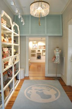 Spartina 449 Flagship Store (D. Hassell Heyward House). Bluffton, South Carolina