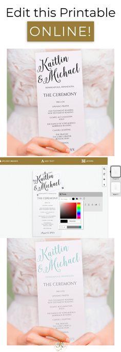 Elegant Swirls Invitation Template 5x7 Edit Online Edit online - invitation template online