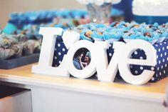Chá de cama, mesa e banho da Maísa | Blog do Casamento - O blog da noiva criativa! | Decoração