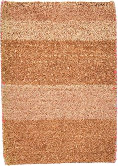 Light Brown Indo Gabbeh Area Rug