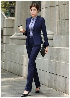 Wear to Work Fashion Outfit. Casual Work Outfit Summer, Classy Work Outfits, Classy Casual, Business Casual Outfits, Business Attire, Office Outfits, Work Casual, Business Suits For Women, Business Fashion