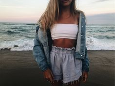 Womens Clothes Clearance Canada most Womens Clothes Retailers Uk because Cute Summer Evening Outfits; Womens Clothes Sale Afterpay below Cute Casual Outfits In Summer Teen Fashion, Fashion Outfits, Womens Fashion, Fashion Tips, Fashion Hacks, Fashion Images, Petite Fashion, Fashion Clothes, Fashion Fashion