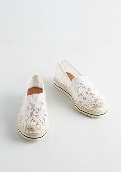 Shoes - I Madeira Say Flat in Lace Fringues, Voyageur, Chaussure,  Chaussures Folles bdd167ceeb61
