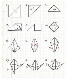 How to make a Stegosaurus - Dinosaur 51 [Origami Hiroshi]. Origami is easy for everyone. Origami Design, Diy Origami, Diy Projects Origami, Origami Crane Tutorial, Origami Simple, Origami Paper Crane, Origami Wedding, How To Make Origami, Useful Origami