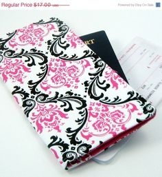 Cute Passport wallet