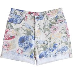 Trousers Halfday Shorts Midsummer ❤ liked on Polyvore featuring shorts, bottoms, pants, short, women, mtwtfss weekday, cotton shorts and short shorts