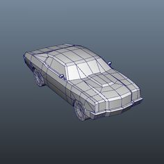 Low Poly Car Pack - um álbum no Flickr