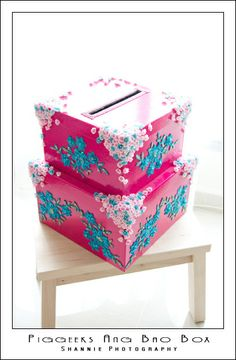 Wedding Ang Bao Box by buttiesqueak, via Flickr
