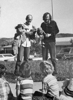 Frank Oz & Jim Henson