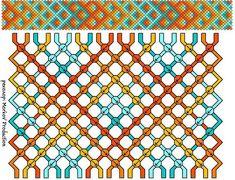 Morkov' Production|Фенечное, реколоры, схемы Diy Friendship Bracelets Tutorial, Diy Friendship Bracelets Patterns, Diy Bracelets Easy, Bracelet Tutorial, Floss Bracelets, Bracelet Knots, Bracelet Crafts, String Bracelet Patterns, Bracelet Designs