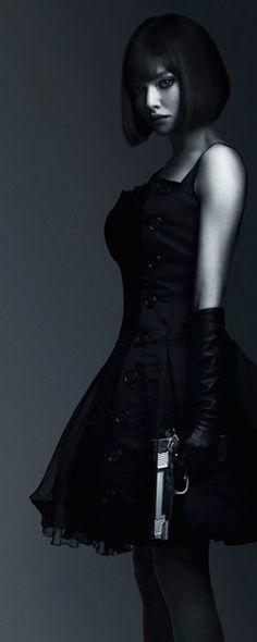 "Amanda Seyfried in ""In Time"" (2011)"