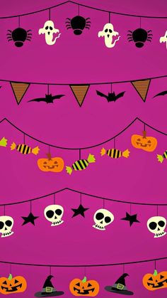 Find images and videos about funny, wallpaper and Halloween on We Heart It - the app to get lost in what you love. Pink Halloween, Halloween Images, Holidays Halloween, Halloween Themes, Halloween Crafts, Happy Halloween, Halloween Wallpaper Iphone, Holiday Wallpaper, Halloween Backgrounds