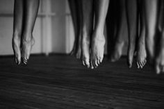 pointed toes