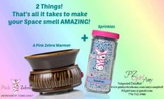 Pink Zebra Sprinkles Simmer Pot 2 things to make your house smell good. #PZgirlAmy #SprinklesRSmelicious