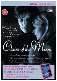 "QC229 - ""Claire of the Moon"" /  Nicole Conn 1992 / Drama / (USA)"
