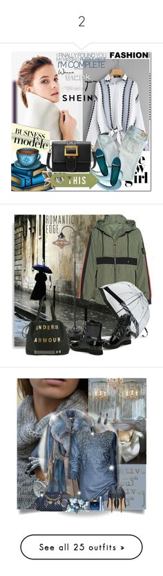 """2"" by sinitsa58 ❤ liked on Polyvore featuring American Eagle Outfitters, Tory Burch, Kenroy Home, P.E Nation, Fulton, The North Face, Under Armour, Poesia, Whistles and GUESS"