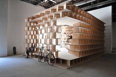 [Home at Arsenale], Venice, 2016 - dekleva gregorič architects