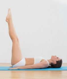 9 exercícios para chapar barriga sem precisar de abdominais - Bolsa de Mulher